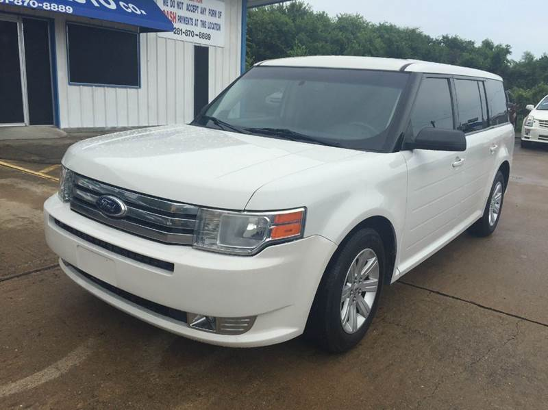 2011 ford flex se 4dr crossover in houston tx discount for Discount motors jacksboro hwy inventory