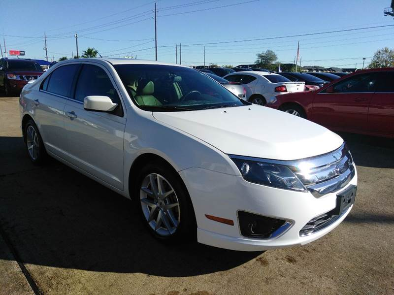 2011 ford fusion se 4dr sedan in houston tx discount for Discount motors jacksboro hwy inventory