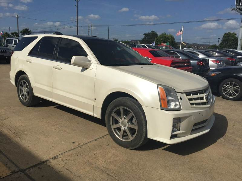 2008 Cadillac Srx V8 4dr Suv In Houston Tx Discount Auto