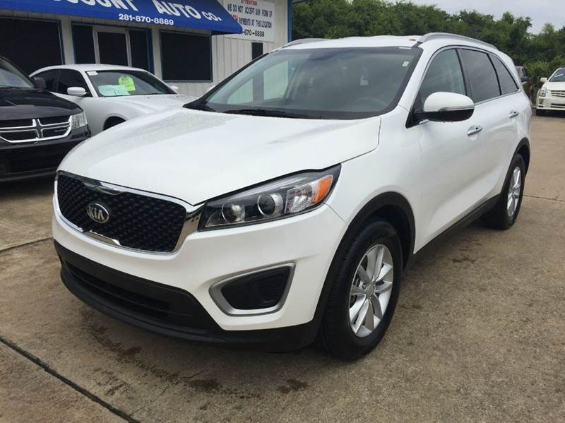 2016 kia sorento lx v6 4dr suv in houston tx discount for Discount motors jacksboro hwy inventory