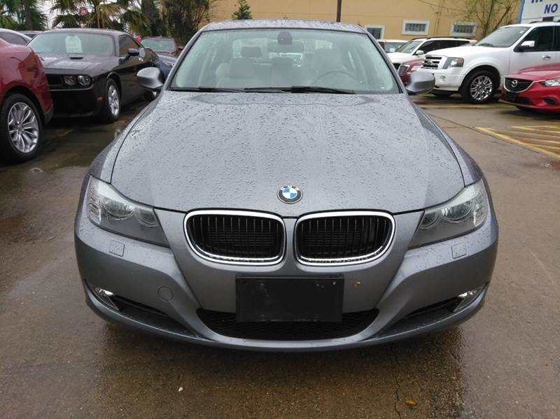 2011 Bmw 3 Series Awd 328i Xdrive 4dr Sedan Sulev In