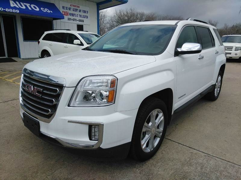 2016 gmc terrain slt 4dr suv in houston tx discount auto for Discount motors jacksboro hwy inventory