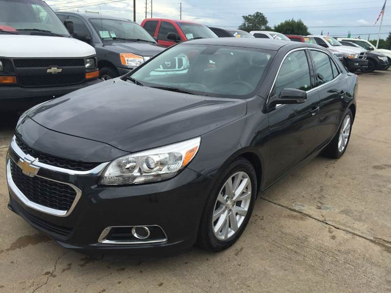 2015 chevrolet malibu lt 4dr sedan w 2lt houston tx. Black Bedroom Furniture Sets. Home Design Ideas