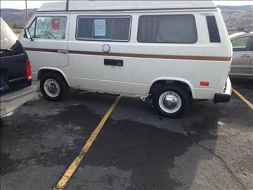 1982 Volkswagen Vanagon for sale in Idaho Falls, ID