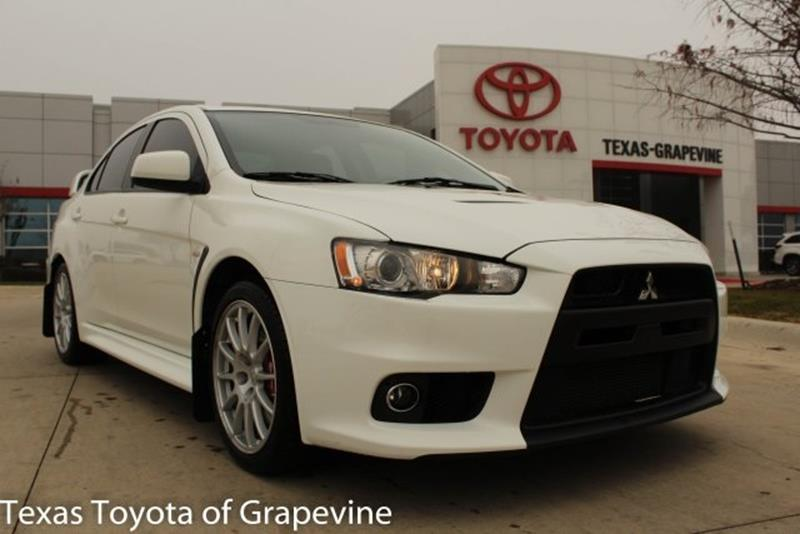 Mitsubishi Lancer Evolution For Sale In Texas Carsforsalecom - Mitsubishi texas