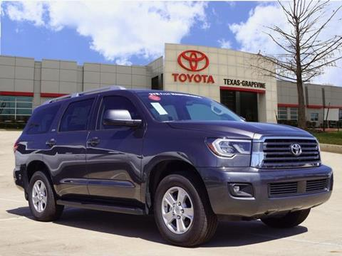 2018 Toyota Sequoia for sale in Grapevine, TX