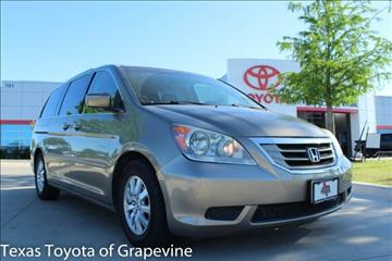 2009 Honda Odyssey for sale in Grapevine, TX