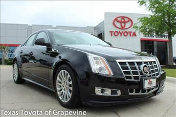 2013 Cadillac Cts For Sale Carsforsale Com