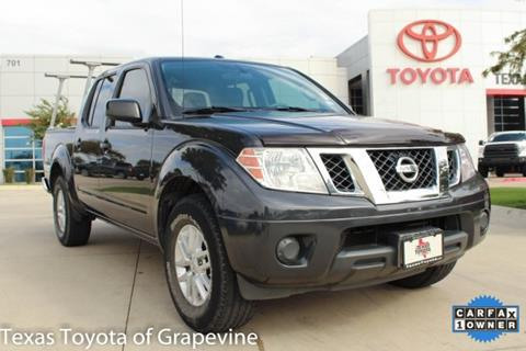 2014 Nissan Frontier for sale in Grapevine, TX