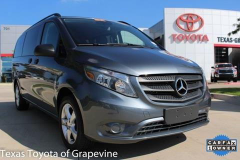 2016 Mercedes-Benz Metris for sale in Grapevine, TX