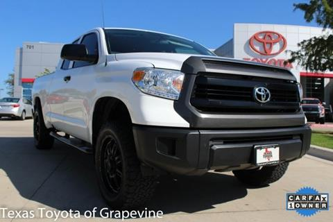 2016 Toyota Tundra for sale in Grapevine, TX
