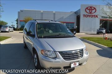 2007 Chrysler Town and Country for sale in Grapevine, TX
