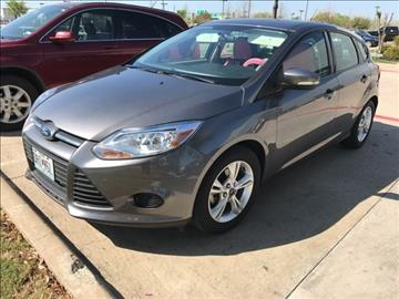 2013 Ford Focus for sale in Grapevine, TX