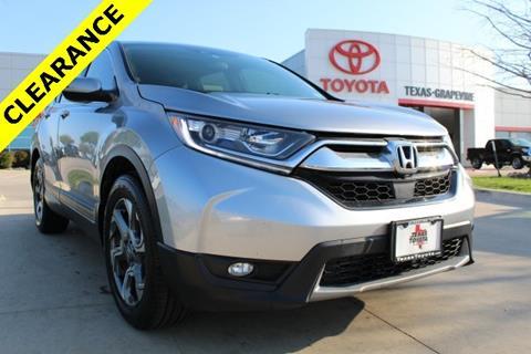 2017 Honda Crv For Sale >> Used 2017 Honda Cr V For Sale In Atlanta Ga Carsforsale Com