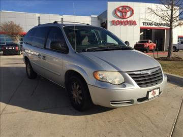 2005 Chrysler Town and Country for sale in Grapevine, TX