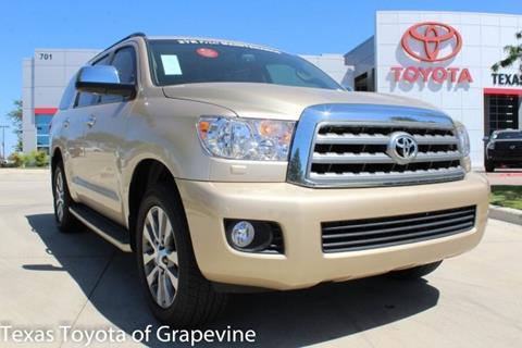 2017 Toyota Sequoia for sale in Grapevine, TX