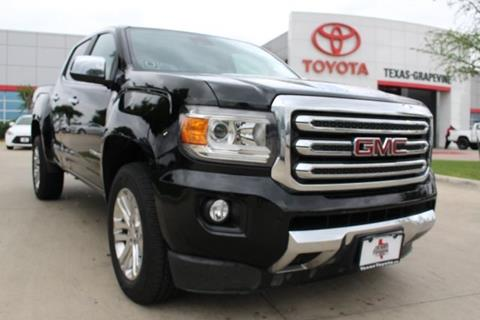 2015 GMC Canyon for sale in Grapevine, TX
