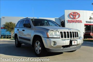 2005 Jeep Grand Cherokee for sale in Grapevine, TX