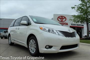 2017 Toyota Sienna for sale in Grapevine, TX