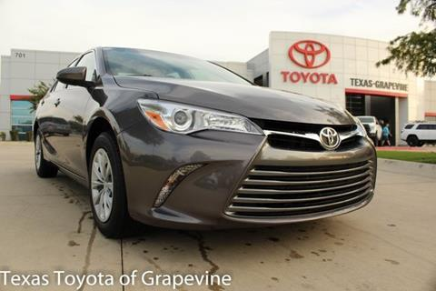 2017 Toyota Camry for sale in Grapevine, TX