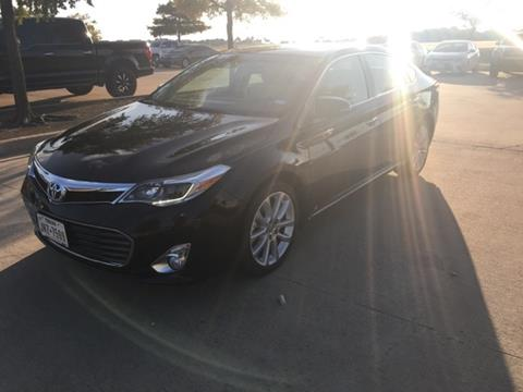 2014 Toyota Avalon for sale in Grapevine, TX