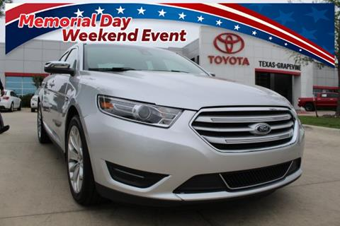2018 Ford Taurus for sale in Grapevine, TX