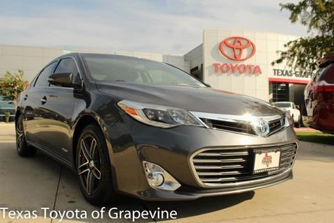 2014 Toyota Avalon Hybrid for sale in Grapevine, TX