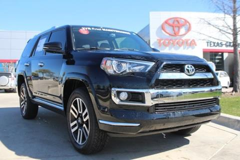 Toyota 4runner For Sale Carsforsale Com