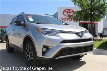 2017 Toyota RAV4 for sale in Grapevine, TX