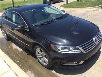 2013 Volkswagen CC for sale in Grapevine, TX