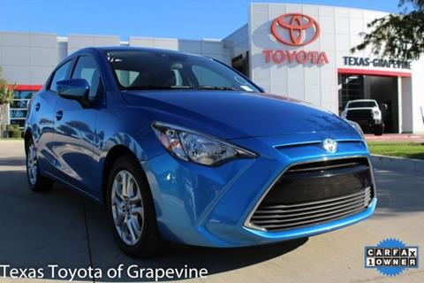 2017 Toyota Yaris iA for sale in Grapevine, TX