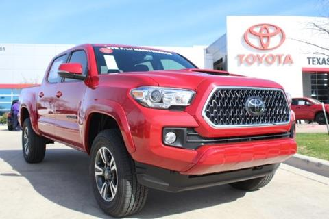 Toyota Tacoma For Sale In Texas Carsforsale Com