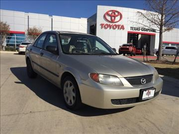 2003 Mazda Protege for sale in Grapevine, TX