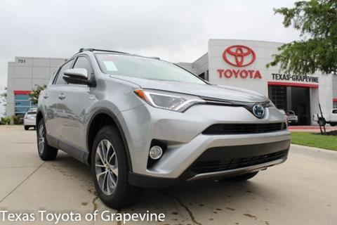 2017 Toyota RAV4 Hybrid for sale in Grapevine, TX