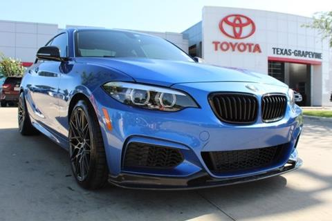 2018 BMW 2 Series for sale in Grapevine, TX