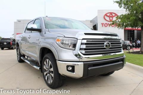 2018 Toyota Tundra for sale in Grapevine, TX