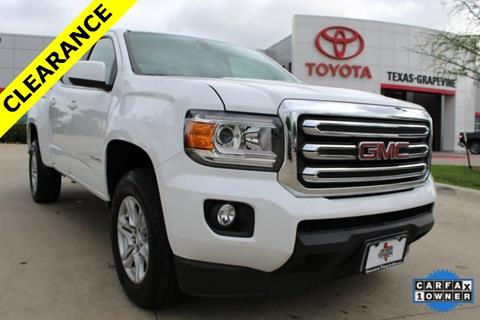 2019 GMC Canyon for sale in Grapevine, TX