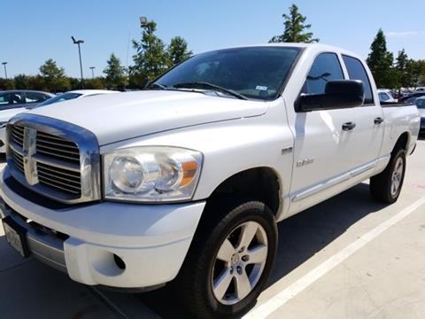 2008 Dodge Ram Pickup 1500 for sale in Grapevine, TX