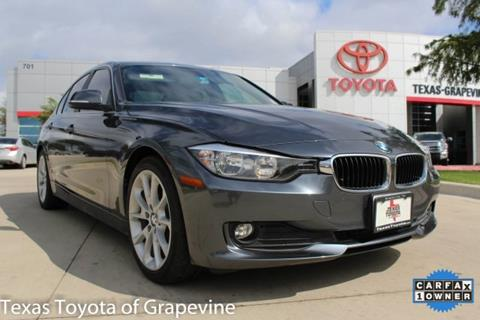 2015 BMW 3 Series for sale in Grapevine, TX