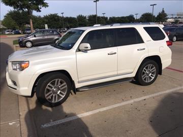 2013 Toyota 4Runner for sale in Grapevine, TX