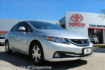 2013 Honda Civic for sale in Grapevine, TX