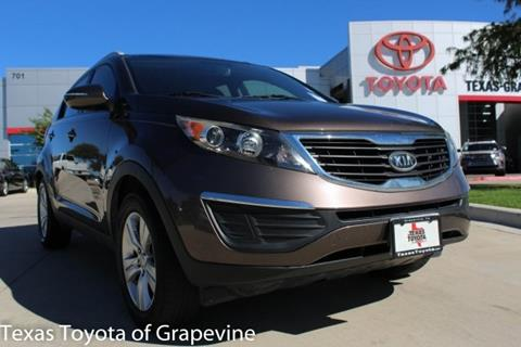 2011 Kia Sportage for sale in Grapevine, TX