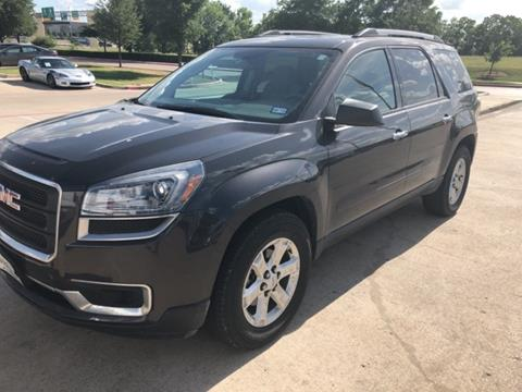 2014 GMC Acadia for sale in Grapevine, TX