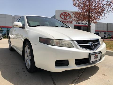 Used 2004 Acura TSX For Sale - Carsforsale.com®