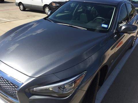 2017 Infiniti Q50 for sale in Grapevine, TX