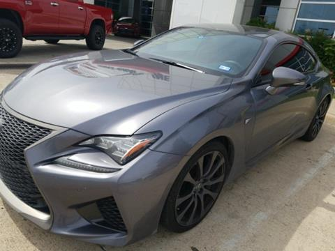 lexus rc f owners manual