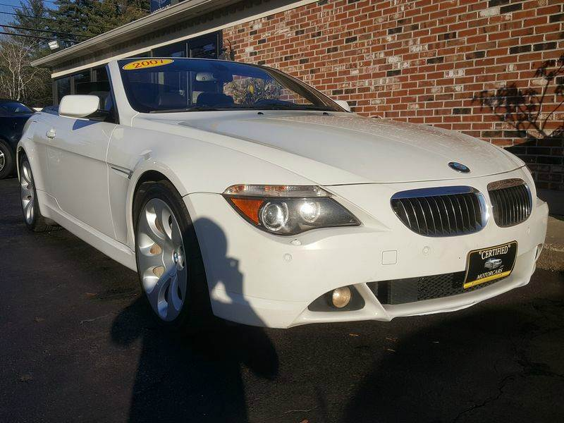 BMW 6 Series For Sale in New Hampshire - Carsforsale.com