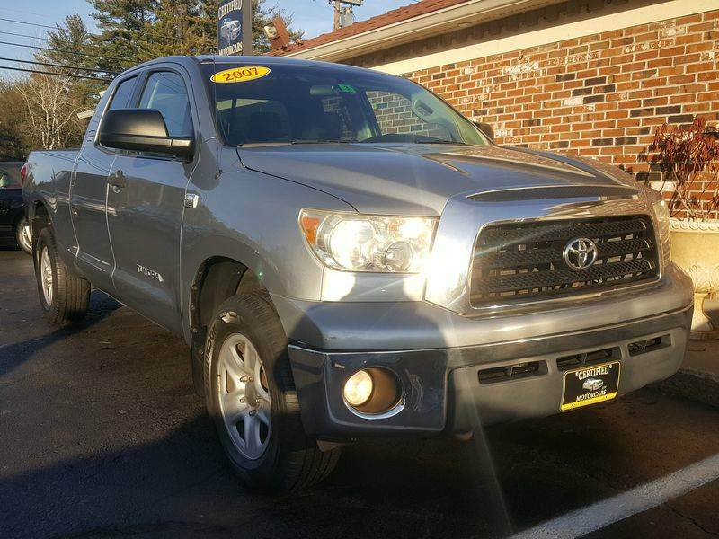 2007 toyota tundra for sale in new hampshire for Champion motors amherst nh