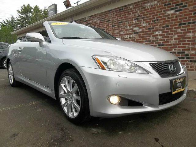 2010 lexus is 250c 2dr hard top convertible for sale in. Black Bedroom Furniture Sets. Home Design Ideas