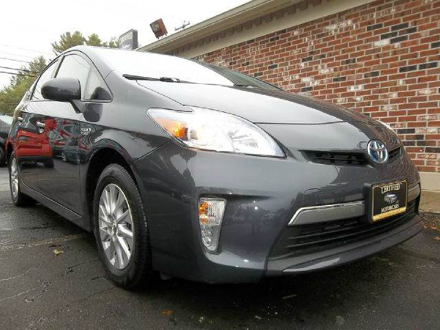toyota prius plug in hybrid for sale in new hampshire. Black Bedroom Furniture Sets. Home Design Ideas